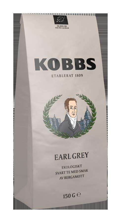 Kobbs Earl Grey Ekologisk
