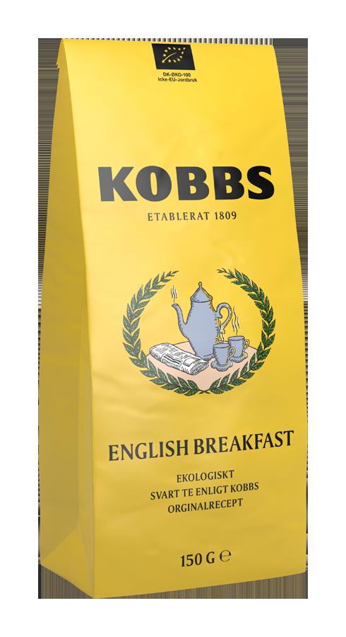 Kobbs English Breakfast Ekologisk